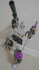 【美品!!】非正規メガトロン X-Transbots MX-I Apollyon