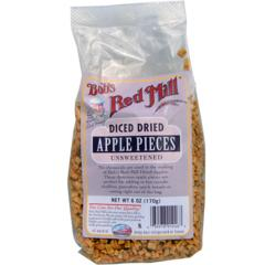 Bob's Red Millドライフルーツアップル無糖/りんごお菓子シリアルグラノーラパンケーキ