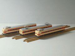 特価 >中古 >希少な国鉄特急色 クハ 381 と モハ 380 !