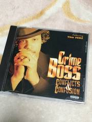 CRIME BOSS/CONFLICTS&CONFUSION G-RAP