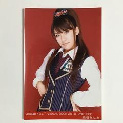 AKB48 B.L.T VISUAL BOOK 特典 高橋みなみ 生写真