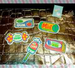 新品 レア 当時物 フレッシュパンチ PS カード 5枚