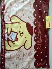 新品タグ付き☆ポムポムプリン枕カバー