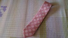 ネクタイ 新品 ピンク
