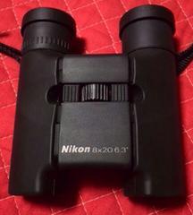 Nikon ニコン 双眼鏡  8×20  6.3°  中古品