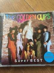 THE  GOLDEN CUPS ザ・ゴールデンカップス Super BEST