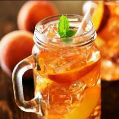 New! Ice Peach Tea 30ML 1780円 vape リキッド