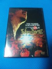 長渕剛 2枚組DVD「LIVE'92 JAPAN IN TOKYO DOME」東京ドーム