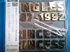 プリンセス・プリンセス 初回盤 シングルス 1987-1992 帯付