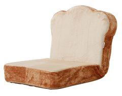 トースト座椅子 低反発座椅子