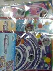 ★一番くじ アイドルマスターF賞クリアファイル(3枚セット)全3種9枚