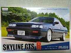 フジミ SKYLINE GTS-R (R31) 1988 スカイライン 1/24 新品