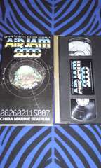 VHSビデオ AIR JAM 2000/ハイスタCocobatブラフマンHuskingbee鉄アレイ