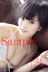 【送料無料】 NMB48 山本彩 写真5枚セット<サイン入>66