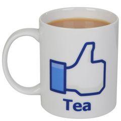 Like いいね!風 Tea デザインマグカップ 中国製
