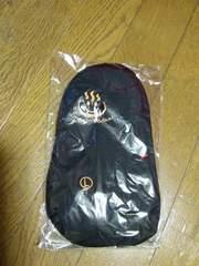 温泉靴下黒 L