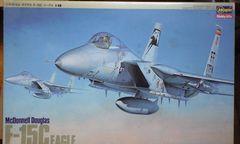 1/48 ハセガワ アメリカ空軍 F-15C イーグル