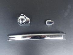 クロームメッキリアワイパーカバー ティグアン 5NC
