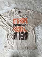 レディース  ロンTシャツ  Lサイズ