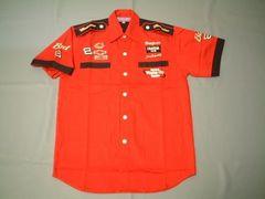 ★激安★NASCAR★Budweiser★ピットシャツ★赤★XXL★新品★SALE