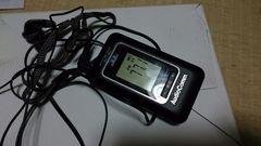美品 携帯ラジオ(AM FM)