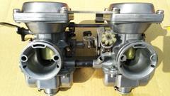 GS400 押しキャブ不具合無実働良品GT380GSXCBX400エンジン引きキャブ�A