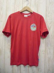 即決☆コロンビア 特価 グレイシャーズTシャツ RED/S  新品