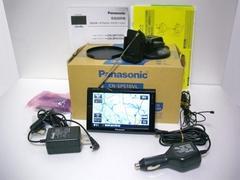 パナソニック5V型 SSDワンセグナビ<CN-SP510VL>