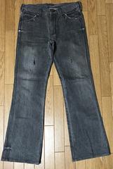 ■Wrangler ラングラー ブラック ジーンズ  ブーツカット 30