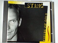 スティングSTING(THE POLICE)『ベストアルバム』イングリッシュマンインニューヨーク収録