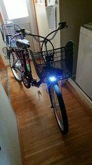 フル電動自転車 新古品
