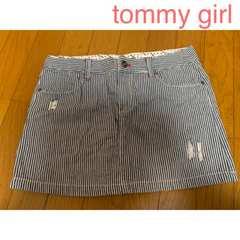 →tommy girl☆デニム.タイトスカート