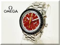 オメガ☆スピードマスター シューマッハモデル 自動巻き腕時計