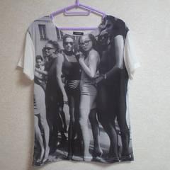 EMODAプリントTシャツ美品