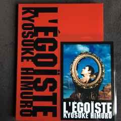 氷室京介 エゴイスト L'EGOISTE DVD パス付 BOOWY HIMURO