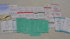 化粧品サンプルまとめてmaNara、オルビス、DHC 26袋
