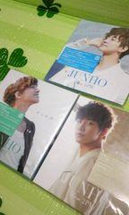 JUNHO ジュノ日本デビューCD「キミの声」初回限定盤3枚セット2PM
