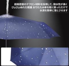 折り畳み傘 メンズ 軽量 235g