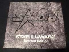 S-WORD CD STAR ILL WARZ 初回版 廃盤