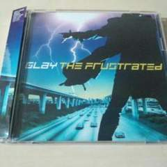 GLAY  「THE FRUSTRATED (初回生産限定盤DVD付2枚組)CD+DVD