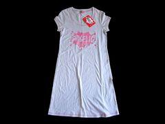 新品 定価5900円 Angelic ウレタンロゴ Tシャツワンピース