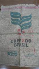 大きなサイズ!コーヒー豆の麻袋!