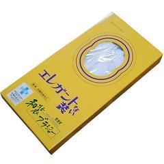 日本製 和装ブラジャー 白 裏綿 抗菌防臭加工3367 M