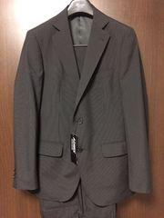 新品 定価3.1万☆ ADMIX ブラック×ピンストライプスーツ A6サイズ Mサイズ