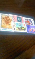 ◆世界の切手/未使用/5枚/郵便局/B/