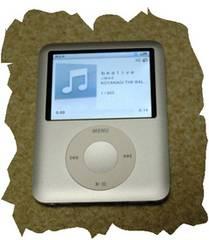 ◆apple◆iPod nano 「A1236」 4GB NO.D3