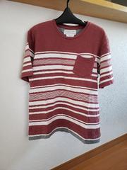 CIAOPANIC チャオパニック 半袖 Tシャツ ボーダー M