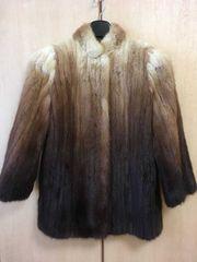 □美品【ミンクの毛皮コート】定価約250万□