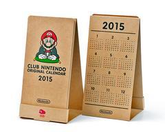 クラブニンテンドー★クラブニンテンドーカレンダー 2015
