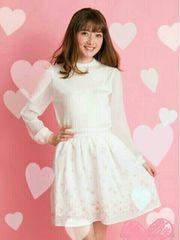 ロディスポット☆花柄スカート